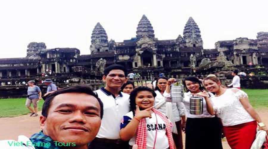 Angkor Tepmles Tour - Cambodia Tours 2 days 1 night