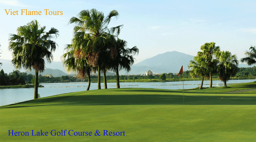 Heron Lake Golf Course & Resort (Vietnam Golf Tour)