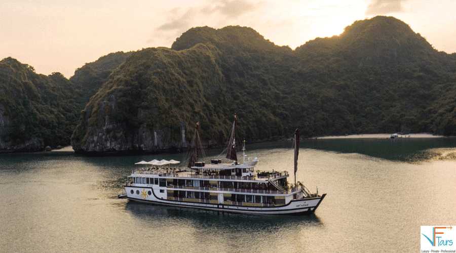 Orchid Cruise halong, New Luxury Cruise in Halong