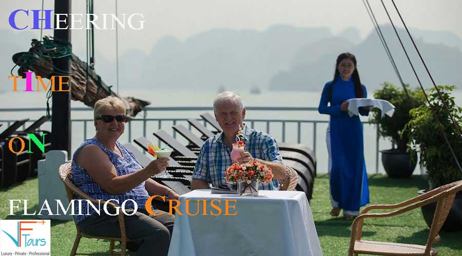 Halong Flamingo Cruise |Flamingo Cruise Tripadvisor