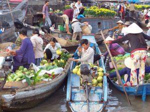mekong delta- vietnam