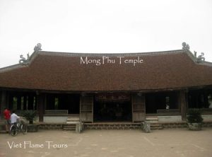 Mong Phu Temple in Duong Lam Village