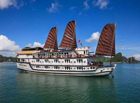 paloma cruise view