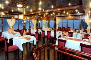 majestic cruise restaurant