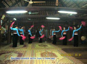 thai dancing