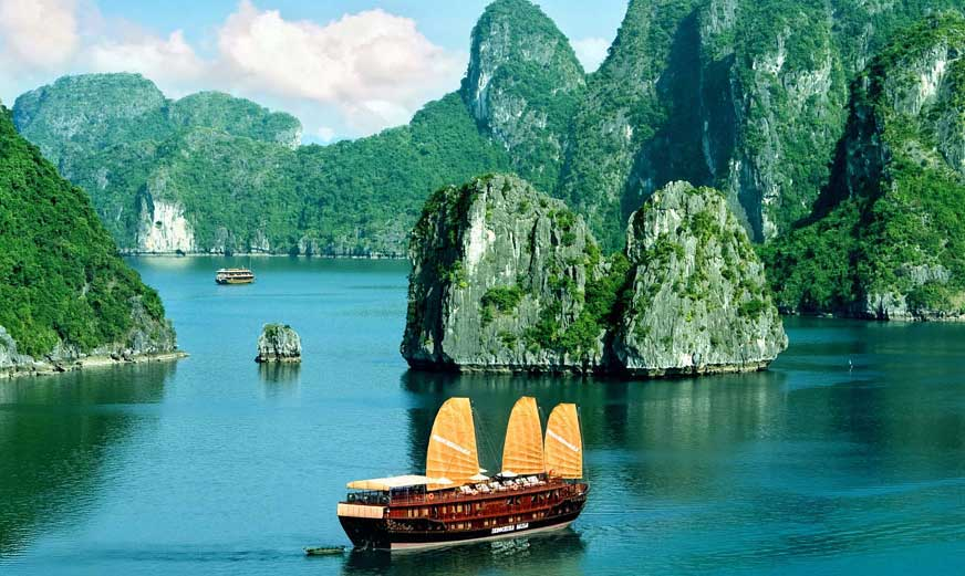 Viet Nam Muslim tour – 8 days
