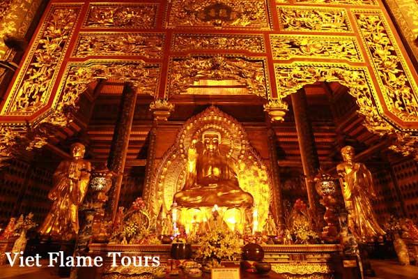 bai dinh pagoda day tour