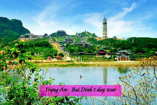 bai dinh pagoda view