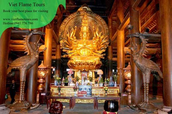bai dinh trang an full day tour