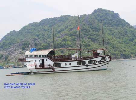 halon cruise tour