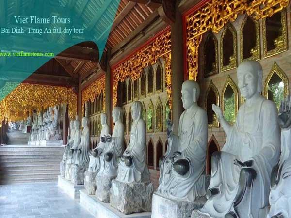 bai dinh pagoda , lahan status
