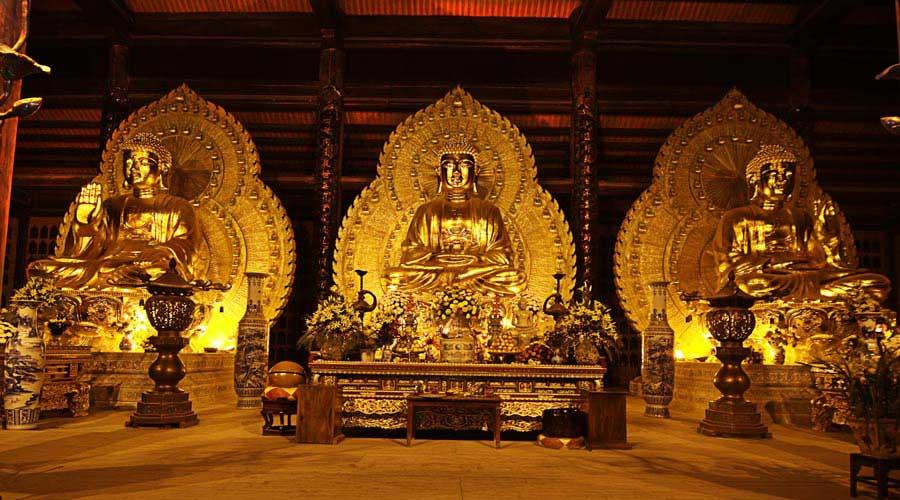 Trang An – Bai Dinh Pagoda 1 day tour
