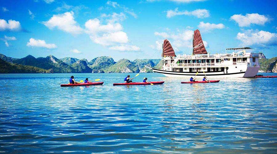 Swan Cruise Halong