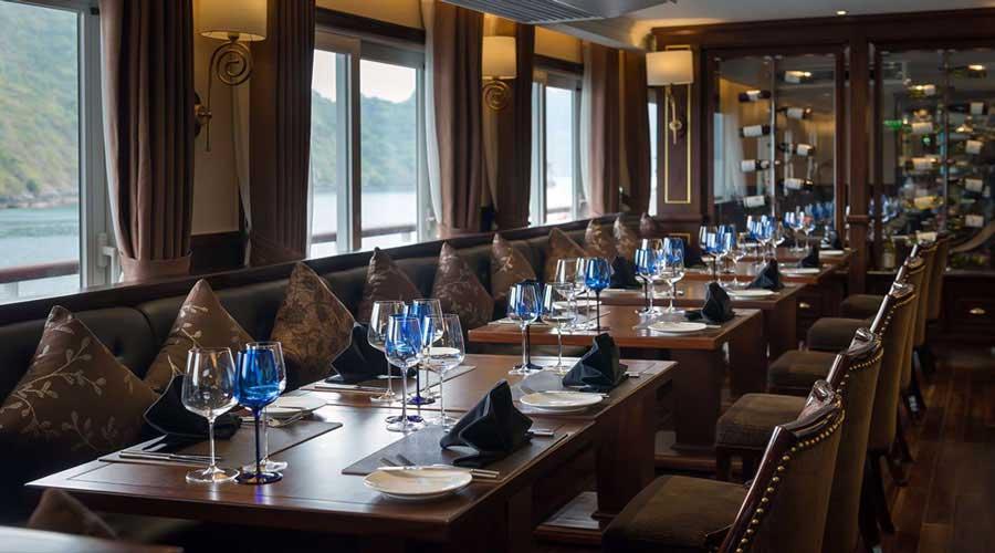 Paradise Elegance Halong Cruise