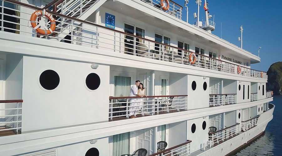 halong paradise elegance cruise