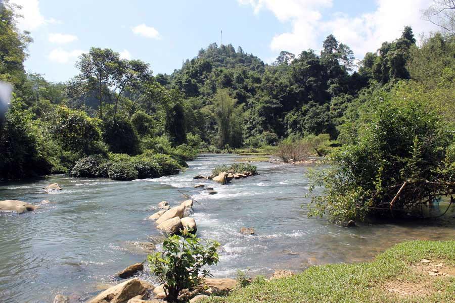 Ban gioc waterfall- Ba Be Tour 3days 2nights from Hanoi