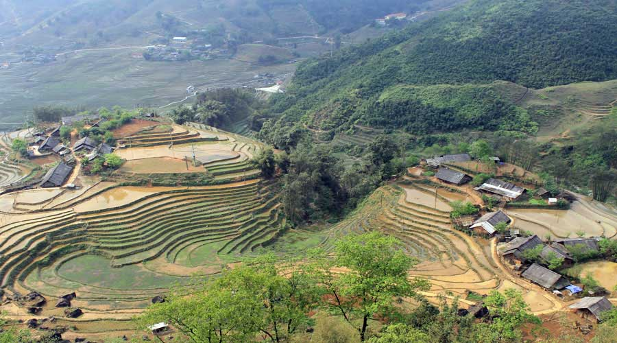 sapa tour 2days 1night