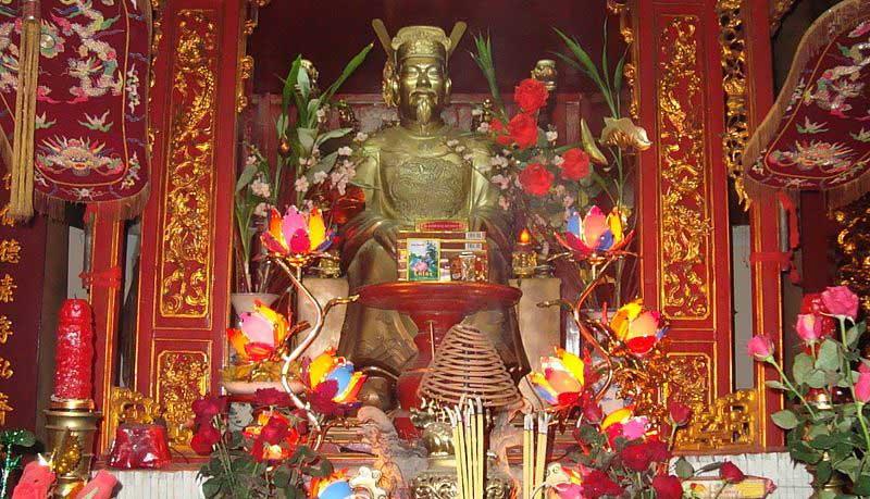 phung hung king