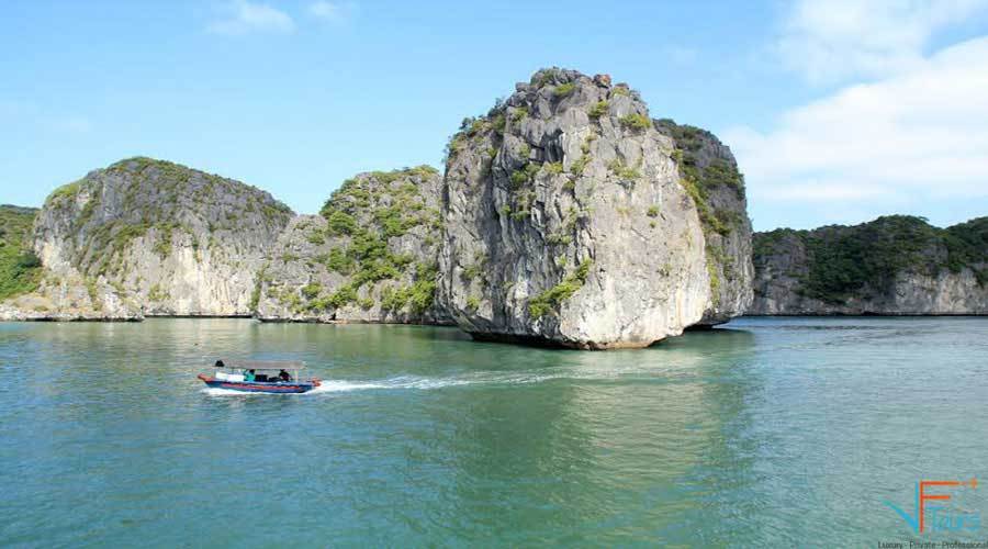 KONG: SKULL ISLAND TOUR 5DAYS 4NIGHTS  ( HANOI-HALONG BAY-NINH BINH)