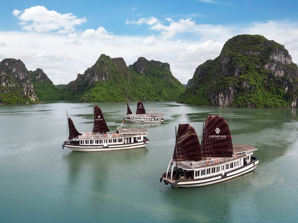 luxury tour 1 day to Halong