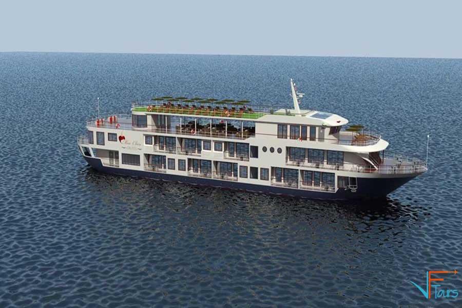 Mon Chéri Cruises halong bay - lan ha bay