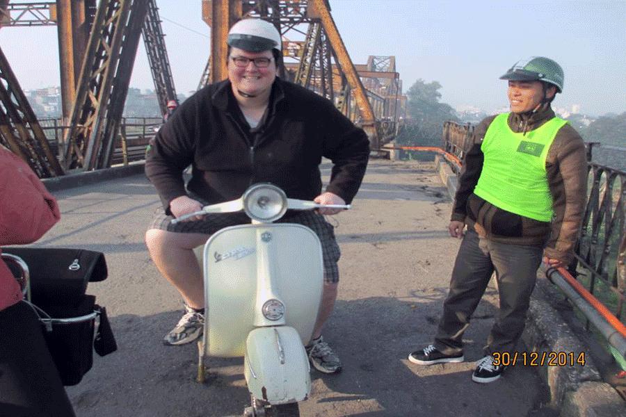 Hanoi Motorbike Tour In Hanoi