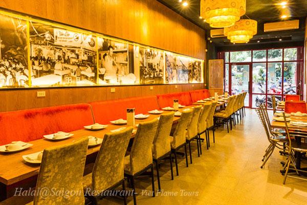 Halal-Saigon-Restaurant- Viet-flame-Tours-