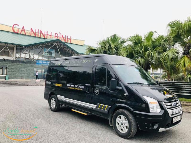 LIMOUSINE CAR HANOI- TAM COC (NINH BINH) Only $15