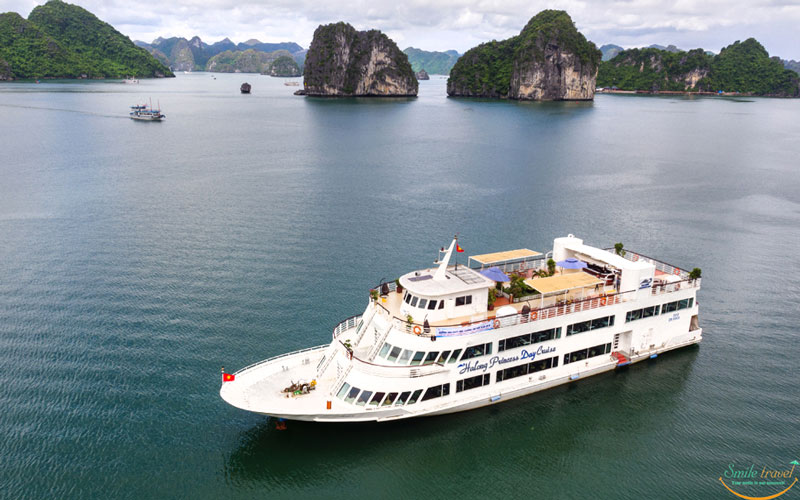 5 Star Halong Princess Day Cruise in Halong